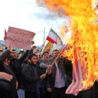 Iran's Guards praise 'timely' action against protests