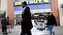 Best Buy, now the 'last man standing,' will benefit from Sears bankruptcy, analyst says