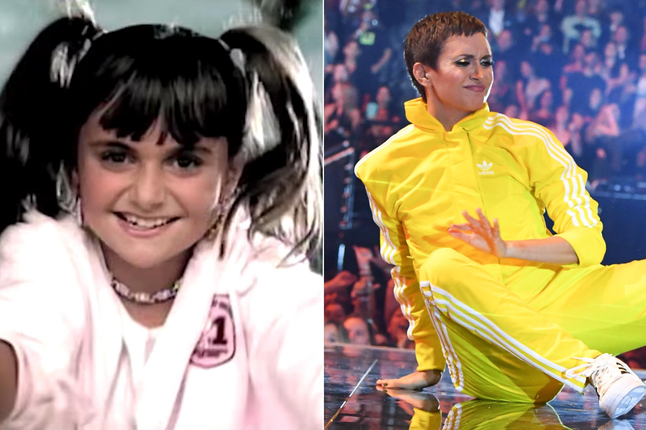 Missy Elliott Brings Out Grown Up Alyson Stoner Girl From Work It Video During Epic Vmas Medley Performance