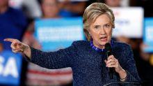 Hillary Clinton still not locked up, still haunts conservative dreams