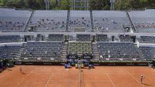 Djokovic recibe advertencia por obscenidad en Roma