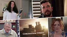 Next week on 'Coronation Street': Drunk Nina to kill Corey? Plus Leanne returns home and Tyrone has a makeover (spoilers)