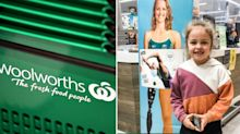 Woolworths new collectables spark 'special' reaction from girl, 7
