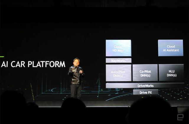 NVIDIA built an AI backseat driver for its new AI car platform
