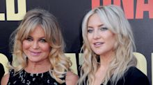 Kate Hudson celebrates Goldie Hawn's 75th birthday: 'I love you to infinity and beyond'