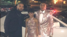 Drake lleva a su prima al prom