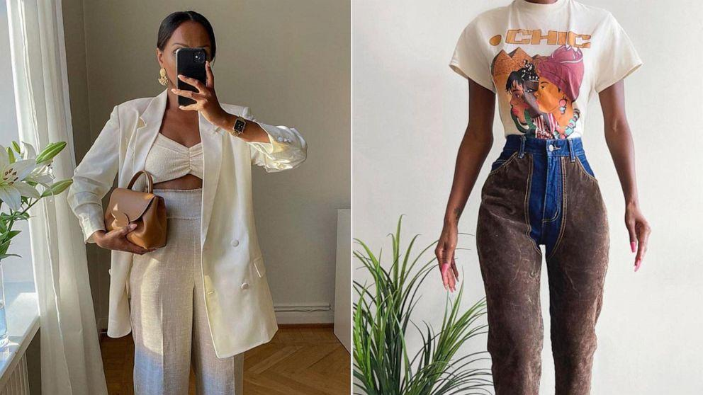 How to take faceless mirror selfies, according to fashion influencers who know best