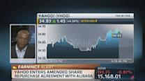 Yahoo reports Q3 earnings