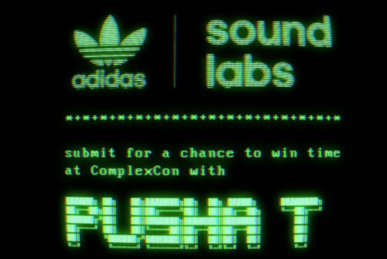 size 40 80d4f 0665d ComplexCon 2018 Adidas Originals and Pusha-T to Give Emerging Artists  Once-in-Lifetime Shot