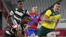 Aust 7s lose to Fiji, medal hopes gone
