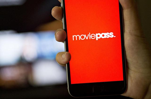 MoviePass' new funding means it isn't going anywhere just yet