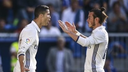 Is Gareth Bale being neglected by Real Madrid as Cristiano Ronaldo takes centre stage?