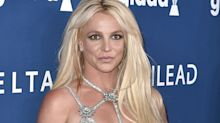 'I'm skinny as a needle': Britney Spears accuses paparazzi of Photoshopping bikini pics to appear '40 pounds bigger'