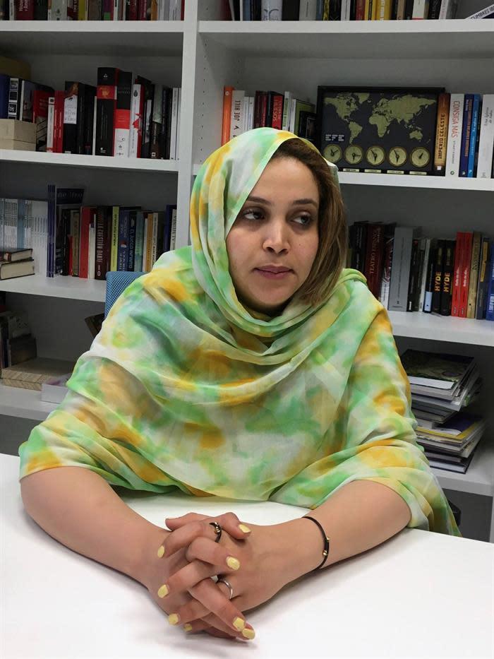 """Resultado de imagen para """"Periodismo desde las azoteas para evitar las detenciones en el Sáhara"""""""