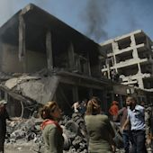 ISIS Claim Northern Syria Bombings That Killed At Least 44