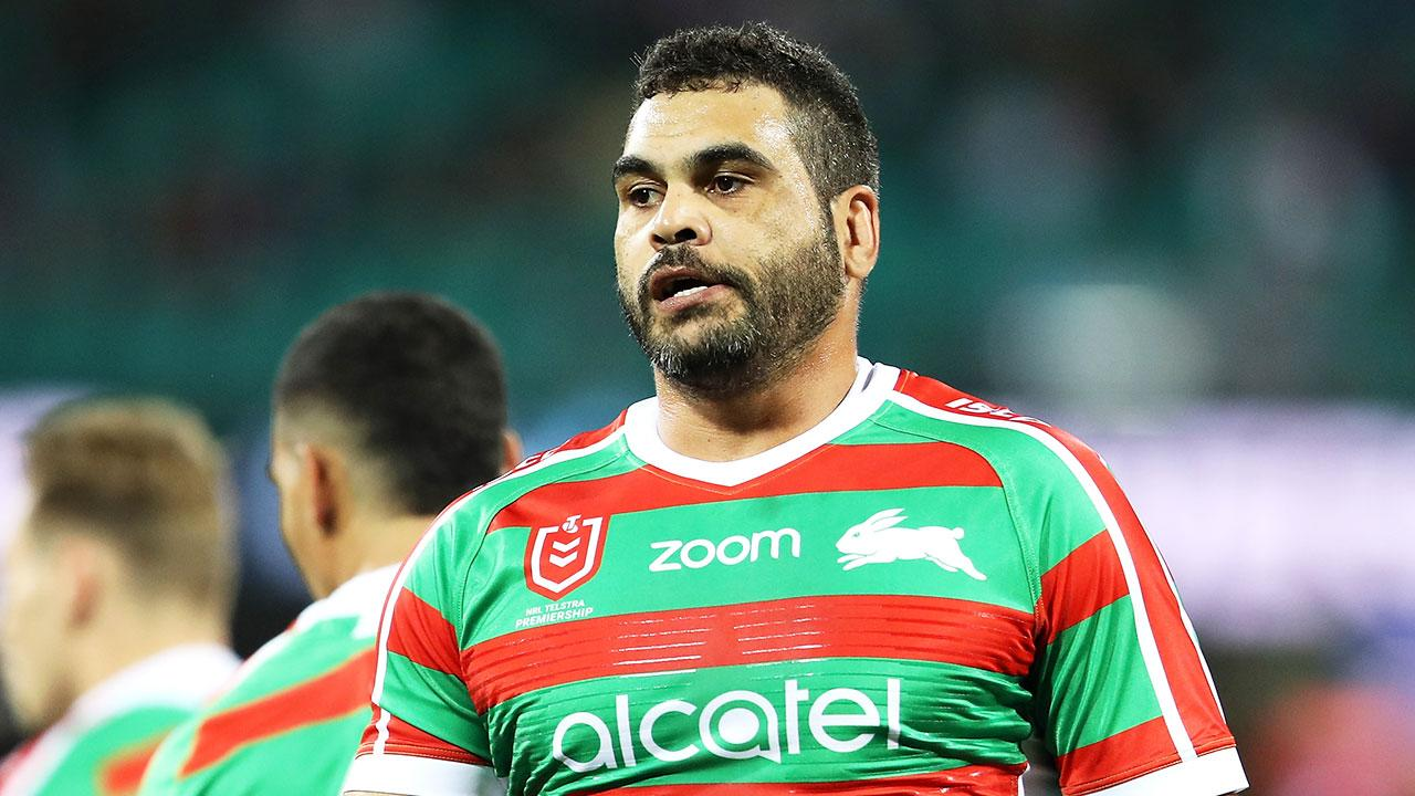 'Step back': Rabbitohs teammate slaps down Inglis talk