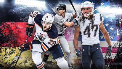 Deutsche Helden im US-Sport: Der Boom hat eine neue Ebene