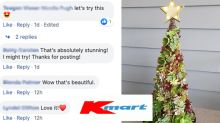 Kmart Christmas tree hack wows plant-lovers: 'Brilliant!'