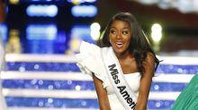 Nia Franklin aus New York ist die neue Miss America