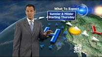 Tuesday Night Forecast With Paul Deanno