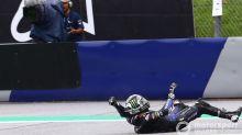 Vinales ignored Brembo advice on brakes for Styria MotoGP