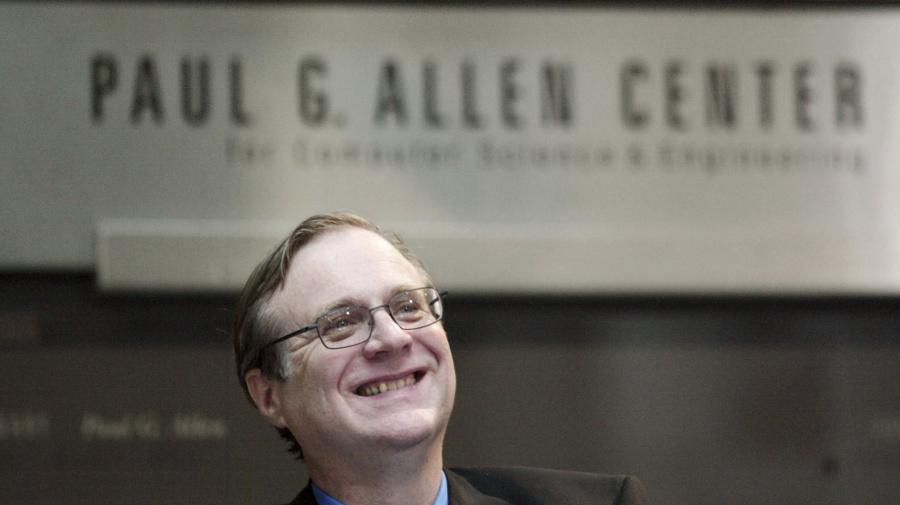 McNamee: Microsoft exists because of Paul Allen