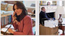 Neue Fotos zeigen einmaligen Blick in den Kensington Palace