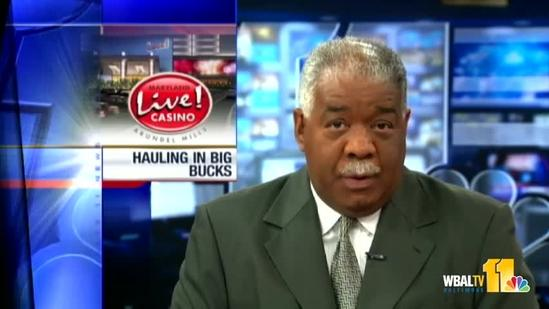 Maryland Live! Casino rakes in millions; surpasses expectations