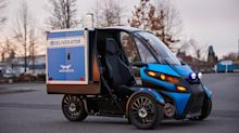 Arcimoto's latest three-wheeled EV is designed for deliveries