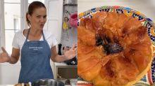 'MasterChef': la tarta tatin de Samantha Vallejo-Nágera se hace viral