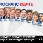 A look at the 4th Democratic presidential debate