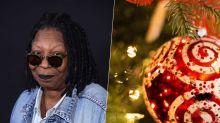Whoopi Goldberg is releasing her own kitsch Christmas jumper line