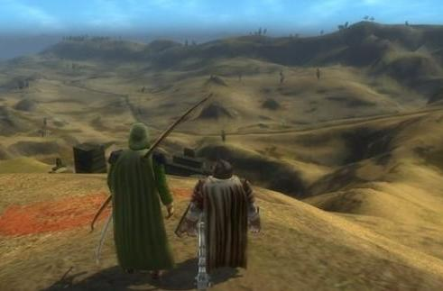 In the beginning: Tester reminisces about LotRO's beta