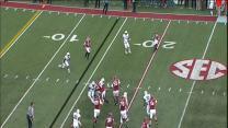 11/02/2013 Auburn vs Arkansas Football Highlights