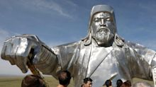 China demanded a French museum to remove the words 'Genghis Khan' from a Genghis Khan exhibition, as it continues cracking down on Mongolian culture