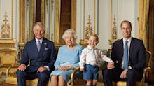 11 times Prince George looked uncannily like his relatives