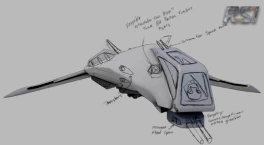 Watch Star Citizen teams design the next great starship