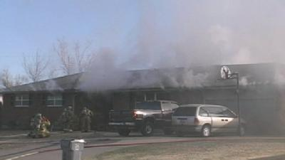 Artificial Tree Starts House Fire