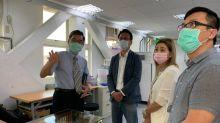 推動中部醫材產業發展 立委莊競程參訪塑膠中心