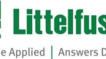 Littelfuse to Release Third Quarter Financial Results on October 28, 2020