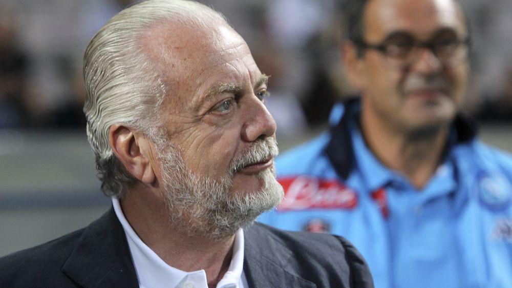 "De Laurentiis, otra vez muy duro contra Higuaín: ""Demostró tener poca cultura"""