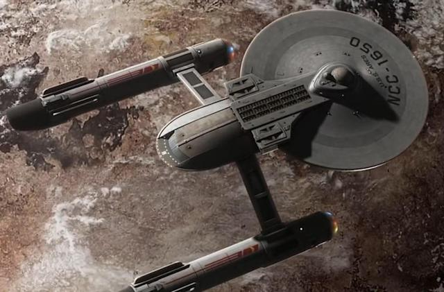 CBS and Paramount settle lawsuit with 'Star Trek' fan film