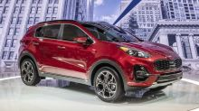 Kia Sportage crossover is feeling 'Sporty' with 2020 refresh