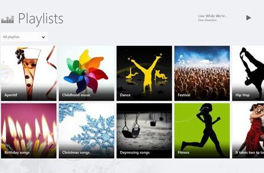 Deezer launches on Windows 8, streams music with Charms and Snaps (video)