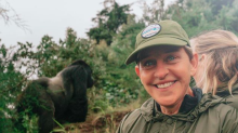 Ellen DeGeneres spends time with gorillas, giraffes, and Portia during life-changing trip to Africa