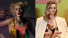 """""""Fãs queriam ver mulheres com defeitos"""", diz Margot Robbie sobre sucesso de Arlequina"""