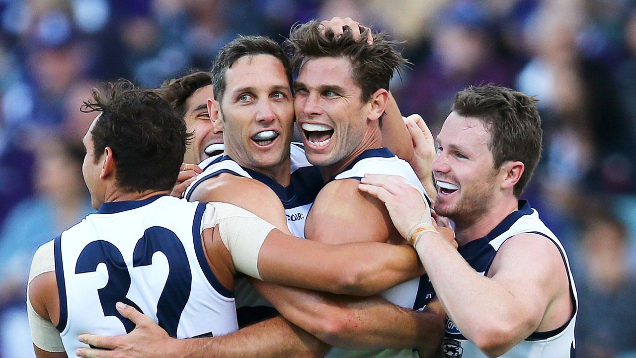 Geelong spearhead quarantined in big AFL grand final scare
