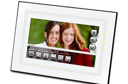 Kodak intros new EasyShare photo frames with Quick Touch borders