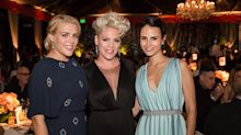 Pink and Friends Join Forces to Fight Childhood Hunger