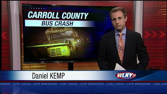 Ceremony held to remember Carroll County bus crash